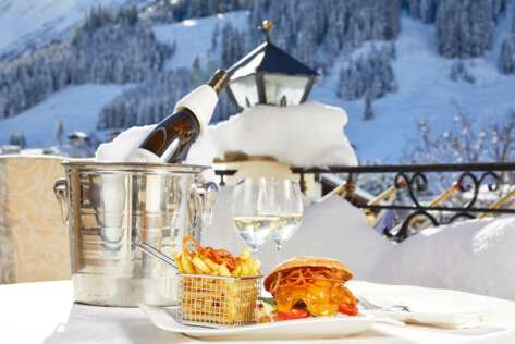 Culinary delights in Tyrol