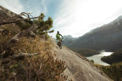 Biking in Austria's best mountain bike region