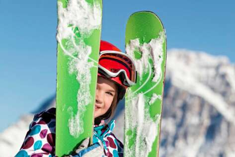 Skiing schools in Berwang